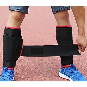 Tạ Đeo Chân  tập thể dục tăng cơ, sức bật và sức bềnloại 6kg -hàng chính hãng
