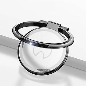 Giá đỡ iRing từ tính xoay 360 độhiệu XUNDD Iring Holder cho điện thoại / tablet (Lực hút nam châm mạnh mẽ, thiết kế nhỏ gọn) - hàng nhập khẩu