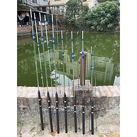 Cần câu cá đặc ruột trong - Hai khúc siêu bạo lực - Siêu bền - Tặng kèm cước 100m CCH004