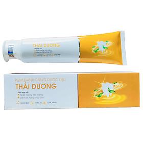 Kem Đánh Răng Dược Liệu Thái Dương (100g)