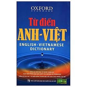 [Download sách] Từ Điển Anh - Việt (350.000 Mục Từ)