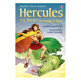 Usborne Young Reading Series Two: Hercules: The World's Strongest Man