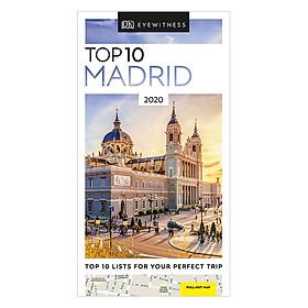 Top 10 Madrid - Pocket Travel Guide (Paperback)