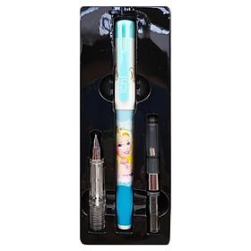 Bút Máy Ichi ClassMate Hình Công Chúa CL-FP400 - Màu Xanh Da Trời