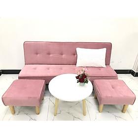Bộ ghế sofa bed, sofa giường phòng khách-Sivali07