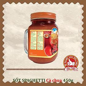 Biểu đồ lịch sử biến động giá bán Sốt Mì Spaghetti (Sốt Mì Ý) Cà Chua Pavoni 450 gr