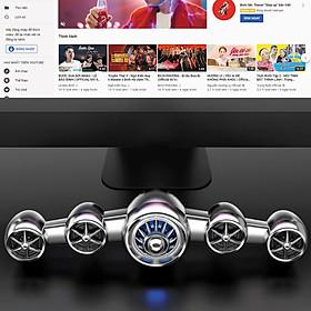 Loa Máy Vi Tính D-219 Để Bàn Chuẩn 2.1 Âm Thanh Siêu Trầm,Hỗ Trợ Bluetooth, AUX, Karaoke