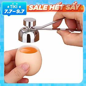 Dụng Cụ Tách Vỏ Trứng Sống Cầm Tay