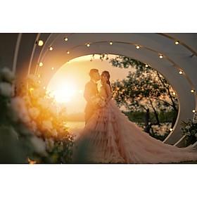 Chụp ảnh cưới tại Hồng Linh Studio-Voucher gói chụp ảnh cưới tại Hà Nội (SILVER)