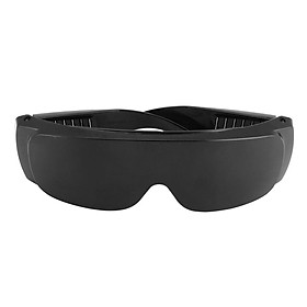 Pc Dust Shutter Goggles (Black)