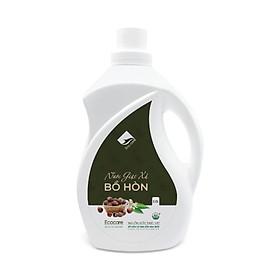Nước giặt xả hữu cơ Bồ Hòn Ecocare tinh dầu Hoa Bưởi  2000ml