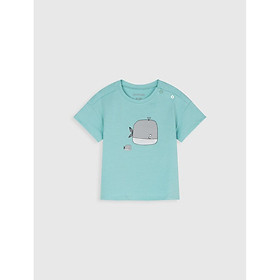 Áo phông em bé trai 7TS20S002 Canifa