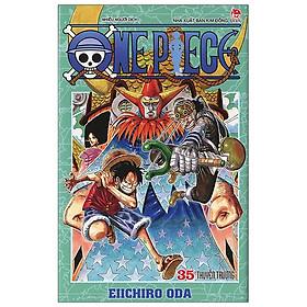 One Piece Tập 35: Thuyền Trưởng (Tái Bản 2020)