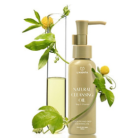 Dầu Tẩy Trang Natural Cleansing Oil L'asenta 100ml