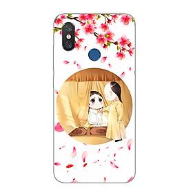 Ốp Lưng Dẻo Diên Hy Công Lược Cho Điện Thoại Xiaomi Redmi Mi 8 - Couple Lac Long