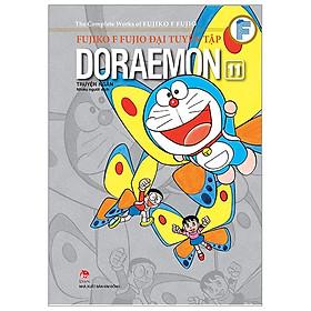 [Download sách] Fujiko F Fujio Đại Tuyển Tập - Doraemon Truyện Ngắn - Tập 11