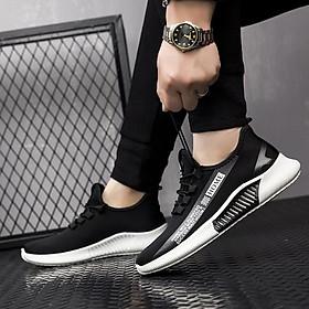 Giày Thể Thao Nam Sneaker Cổ Thấp Fom chuẩn Ôm chân G169