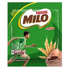 Sữa Nestlé MILO 3 in1 Túi (10Gói x 22g)
