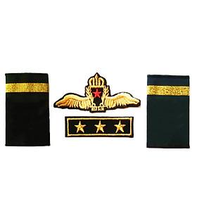 Huy Hiêu Phi Công Cao Cấp Dùng Trong Trang Trí Quần Áo MS773856