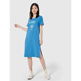 Váy nữ cotton USA in hình thời trang CANIFA - 6DS21S009