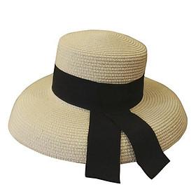 Mũ Cói Nữ Lồng Đèn Hội An Mũ Cói Chuông Vintage (KÈM HỘP ĐỰNG SẢN PHẨM)