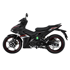 Xe Máy Yamaha Exciter 155 VVA phiên bản cao cấp 2021 - Đen nhám