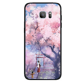 Hình ảnh Ốp điện thoại dành cho máy Samsung Galaxy S6 - 2 mẹ con MS ACIKI004