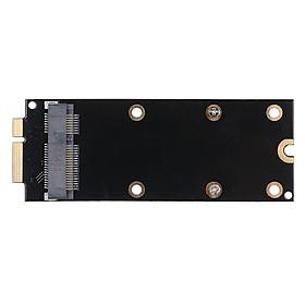 Thẻ Chuyển Đổi Msata SSD Sang 7+17Pin Cho 2012 Apple Macbook PRO