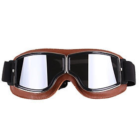 Motorcycle Glasses Riding Cross-country Goggles Retro Outdoor Sports Windshield Goggles