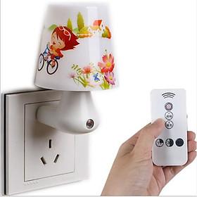 Đèn ngủ nhiều hình kèm điều khiển từ xa nhiều cấp độ HÀNG MỚI