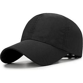 Mũ lưỡi trai bóng chày - Nón kết thể thao vải trơn khóa nhựa nhiều mẫu kiểu dáng năng động, trẻ trung