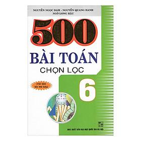 500 Bài Toán Chọn Lọc 6