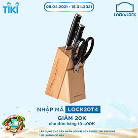 Bộ Dao Nhà Bếp 4 Món Lock&Lock CKK401