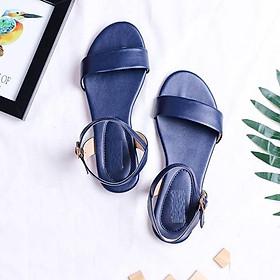 giày sandal nữ phong cách hàn quốc đẹp nhất 2020 nữ giá rẻ