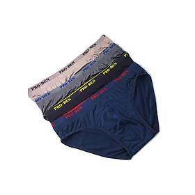 Combo 04 quần lót nam Pro Ben bảng nhỏ MS914