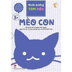 Hộp Nuôi Dưỡng Tâm Hồn - Mèo Con- Hộp 6 Cuốn (Tái Bản 2020)