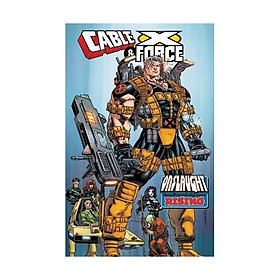 Marvel Comics: Cable & X-Force: Onslaught Rising