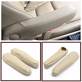 Universal Car Armrest Pad Cover Pu Leather Cushion Mat for Honda Odyssey 05-10