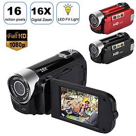 2.7 inch LCD Screen 16X Digital Zoom Video Camcorder HD Handheld Digital Camera