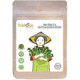 Bột diếp cá sây lạnh Dalahouse - Hỗ trợ bệnh Trĩ, táo bón, thải độc cơ thể hoàn toàn tự nhiên