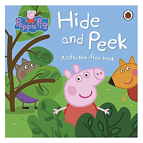 Peppa Pig: Hide and Peek (lift the flap)