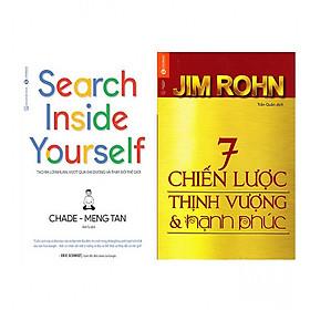 Combo Search Inside Yourself - Tạo Ra Lợi Nhuận Vượt Qua Đại Dương Và Thay Đổi Thế Giới + 7 Chiến Lược Thịnh Vượng Và Hạnh Phúc (Tái Bản)
