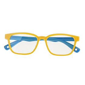 Kids's Stylish Anti Blue Light Soft Silicone Frame Eye Glasses