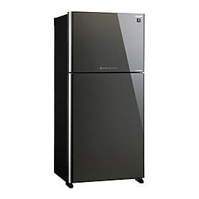 Tủ lạnh Sharp Inverter 520 lít SJ-XP570PG-SL Model 2021 - Hàng chính hãng (chỉ giao HCM)