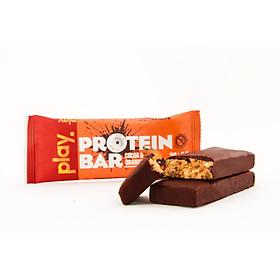Hộp 12 Thanh Protein PLAY Vị Cam Và Cacao