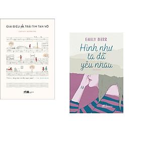 Combo 2 cuốn sách: Giai điệu cho trái tim tan vỡ + Hình như ta đã yêu nhau