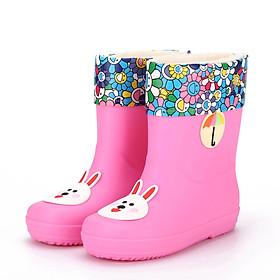 Ủng đi mưa hoạt hình thời trang, giúp bảo vệ đôi chân cho bé  - SB015