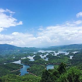 Tour 2N2Đ Dạo Thuyền Trên Hồ - KDL Tà Đùng Check in Cầu Kính Duy Nhất  Tại Tây Nguyên, Khởi Hành Thứ 6 Hàng Tuần