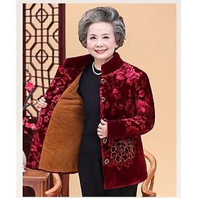 Áo ấm cho bà_nhung