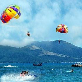 Tour Nha Trang 03 Đảo, Hòn Mun - Làng Chài - Hòn Tằm Khởi Hành Hàng Ngày